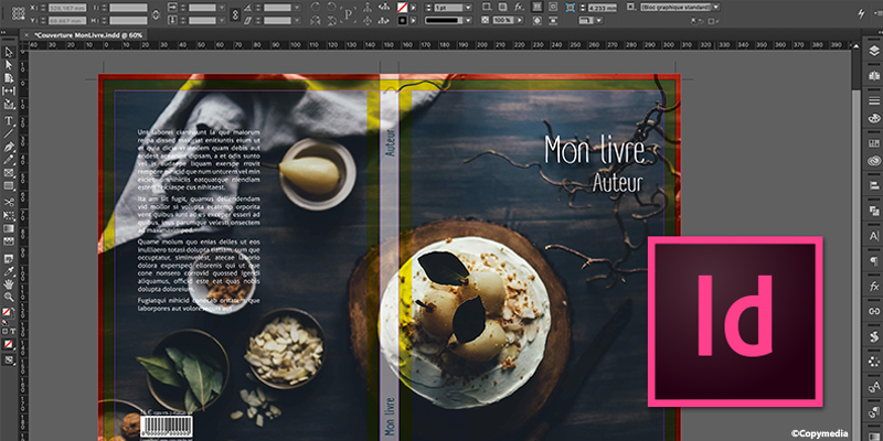 Indesign couverture